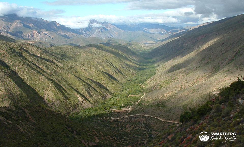 Swartberg Pass Oudtshoorn